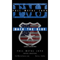 Back The Blue / Coffee