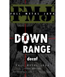 Down Range Decaf / Coffee