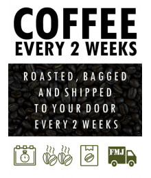Coffee Subscription / Every 2 Weeks