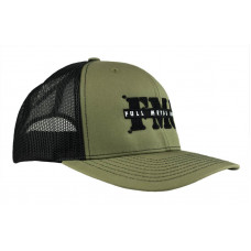 FMJ Lettered Logo / Trucker Hat