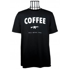 FMJ COFFEE / Short Sleeve T-shirt