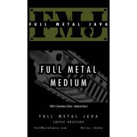 Full Metal Medium / Coffee