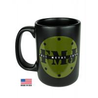 FMJ Logo / 15oz Ceramic Mug